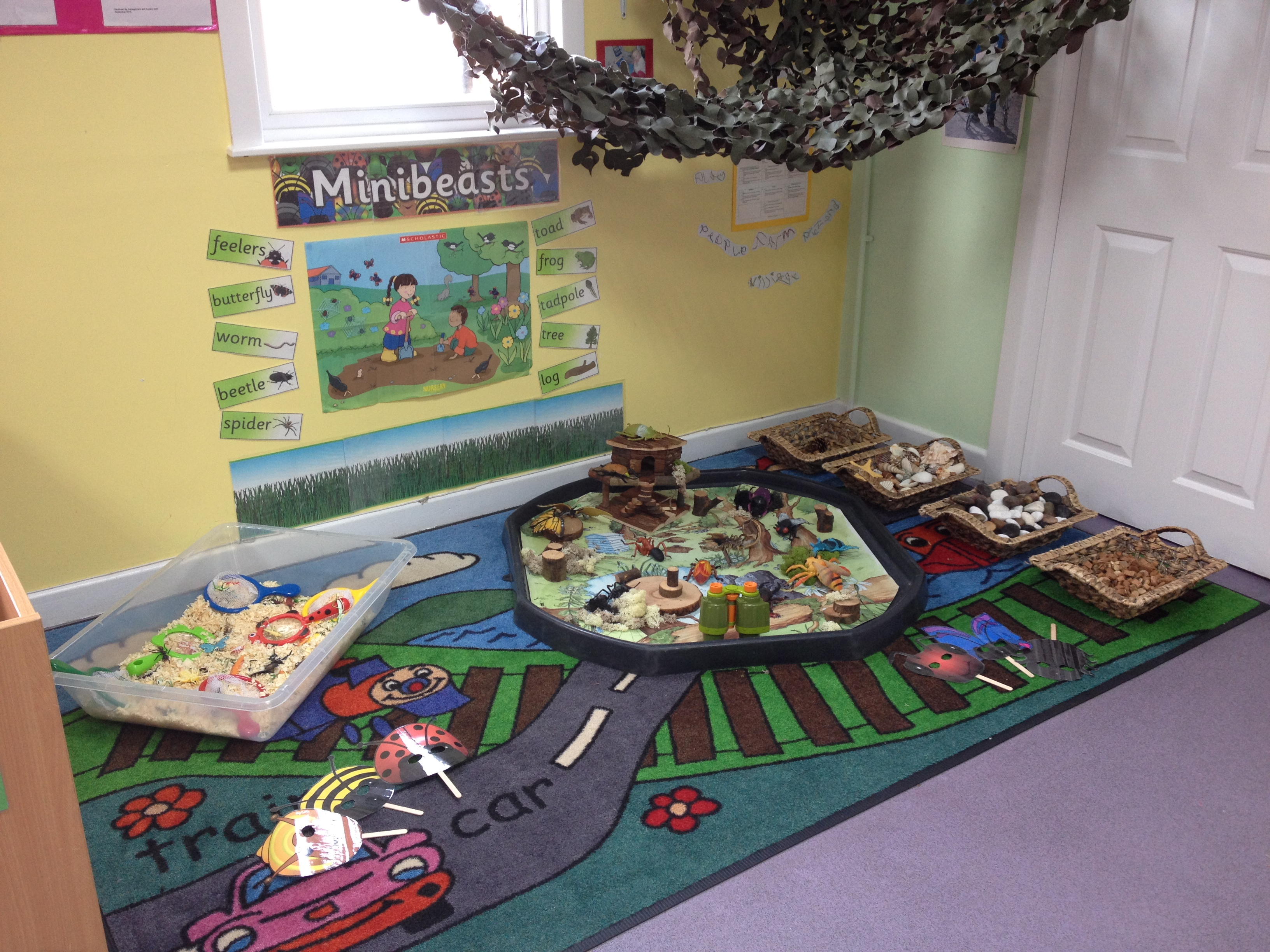 Ideas For Day Nursery Rooms